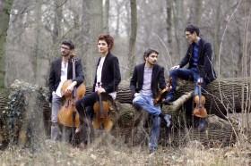 Quatuor Hanson @Prater Paysage