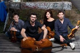 Quatuor Hanson-236 avec Instruments
