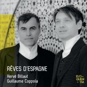 Couverture disque Reves d'Espagne